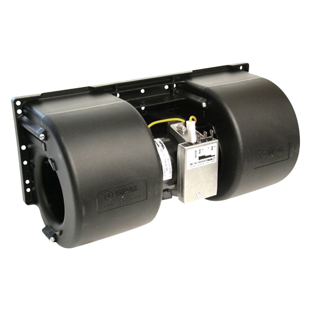 Double Wheel 12V Blower Fan