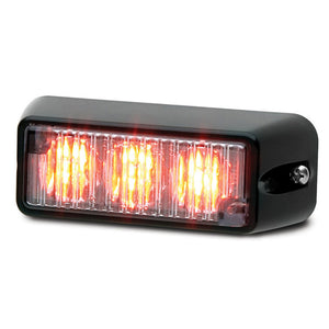 Whelen TIR3 RED Super-LED Lightheads