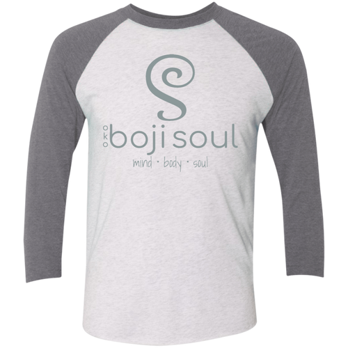 OKOBOJI SOUL LADIES BASEBALL TEE