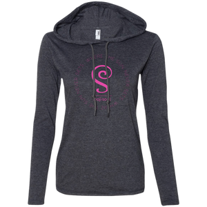 SUNSET LADIES T-SHIRT HOODIE