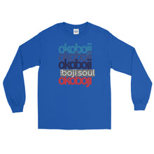 OKOBOJI LAYER GREY MENS LONG SLEEVE