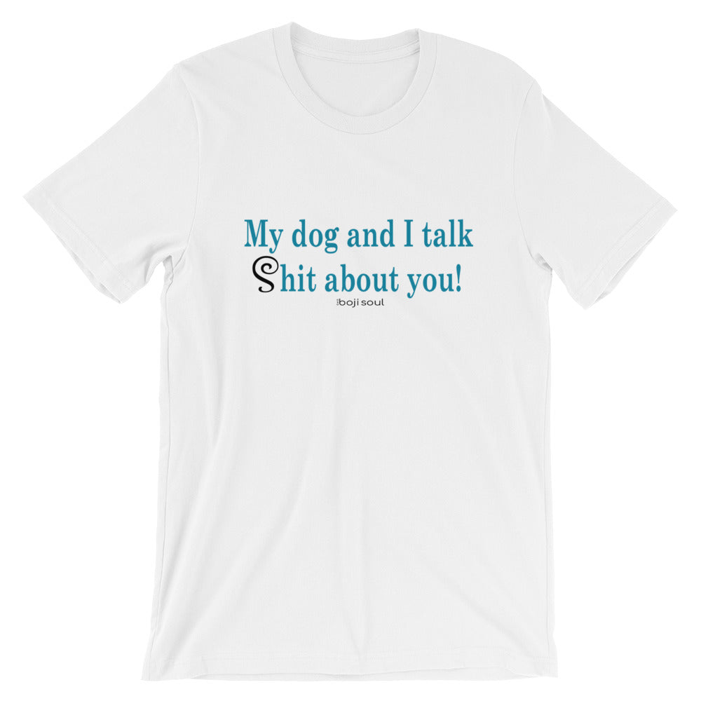 DOG LADIES TSHIRT