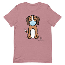 BROWN DOG TSHIRT
