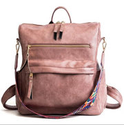 Joplin Guitar Strap Backpack Handbag - Melissa Jean Boutique
