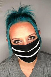 Breathable Face Masks *Multiple Colors - Melissa Jean Boutique