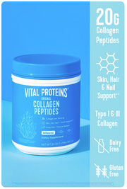 Vital Proteins Collagen Original - Melissa Jean Boutique