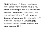 Vitamin C Serum - Melissa Jean Boutique
