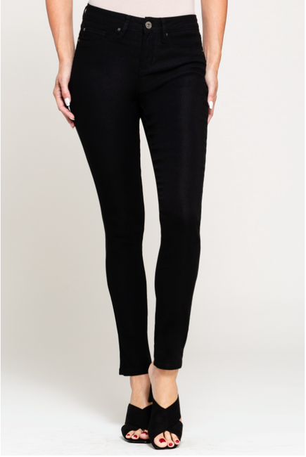 Royalty Black Skinny Jeans