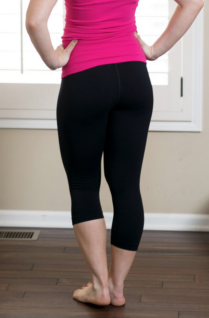 Flex Fit Yoga Capri