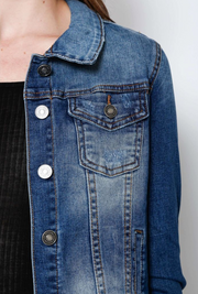 KanCan Denim Jean Jacket