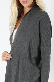 Sloan Cardigan in Black - Melissa Jean Boutique