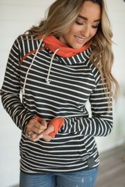 Trick or Treat Double Hoodie Pre-Order - Melissa Jean Boutique