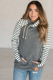 In the Hamptons DoubleHood™ Sweatshirt - Melissa Jean Boutique