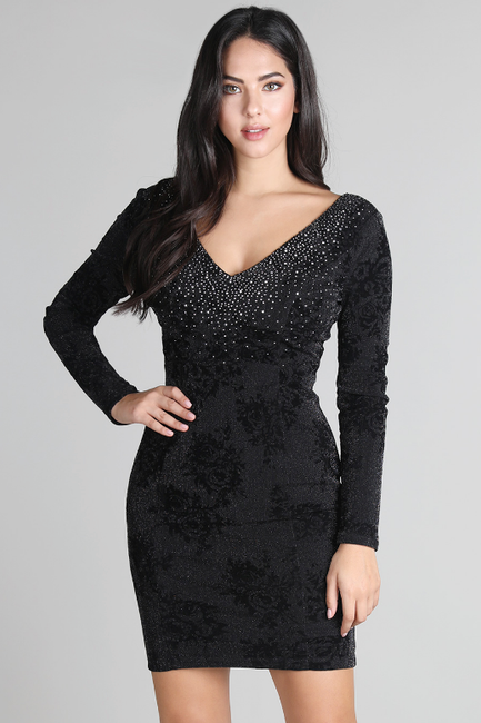 Maria Black Embellished Dress