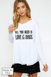 All You Need Is Love & Dogs