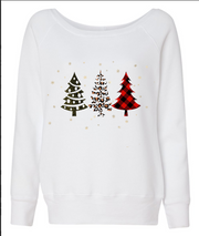 All the Trimmings Pullover Sweatshirt *Pre-Order - Melissa Jean Boutique
