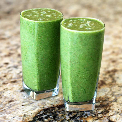 Green smoothie with Activated Phenolics