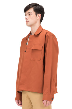OVERSIZED TERRACOTTA OUTER