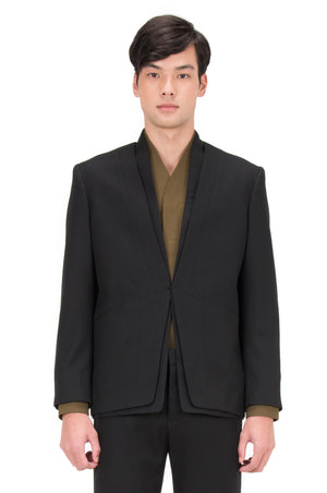 Black Layered Suit (PREORDER)
