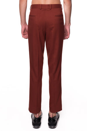 RED BRICK BASIC PANTS  (PRE-ORDER)