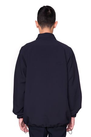 NAVY OUTER SHIRT LONGSLEEVES WITH TWO POCKETS