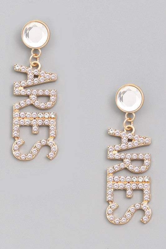 Jessika Collection-Aries Earrings