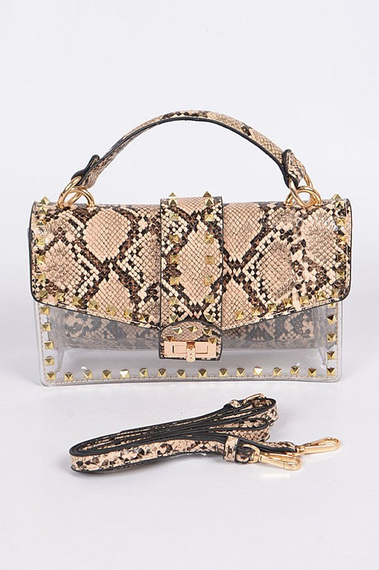 BombshellQ Colden Bag