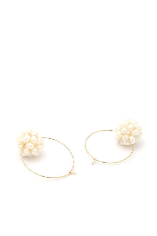 GQ Flourish Earrings