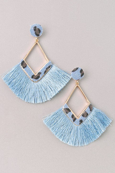 GlamQ Belle Earrings