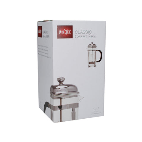 Chrome Cafetiere