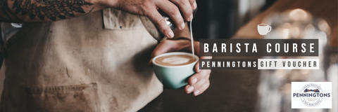 Introduction to Barista Skills Gift Vouchers