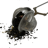 mesh infuser with tea