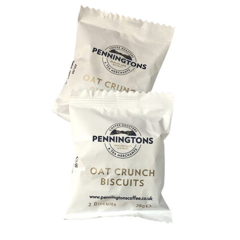 Penningtons Oat crunch biscuits