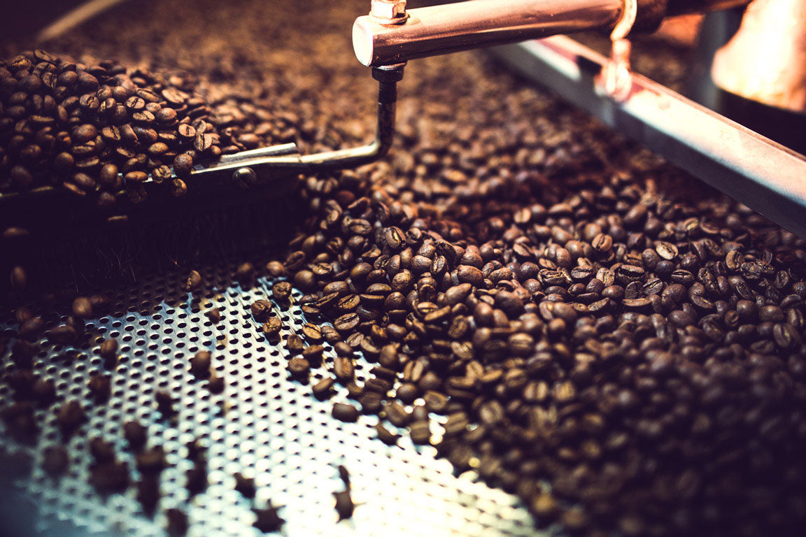 Hand roasted speciality coffee