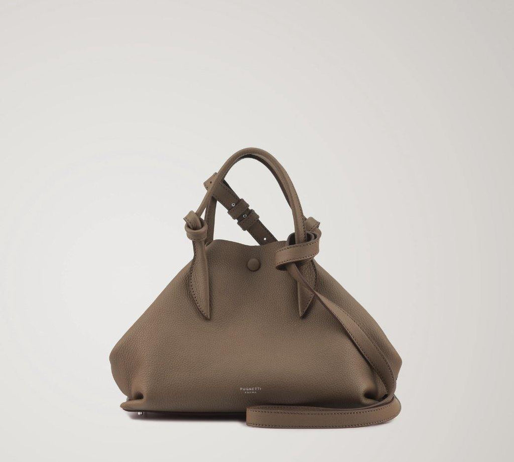 The Medium Bell in Taupe
