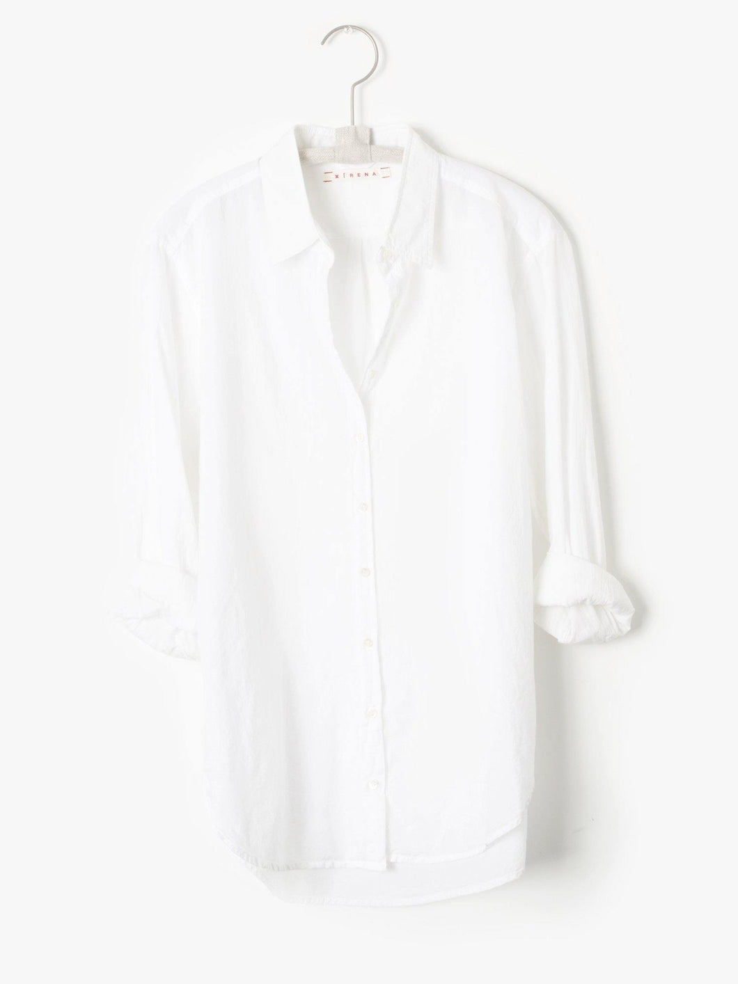 Beau Shirt White