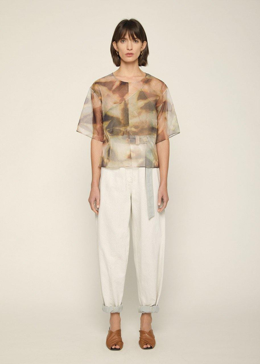 Coppelia Belted Utility Pants