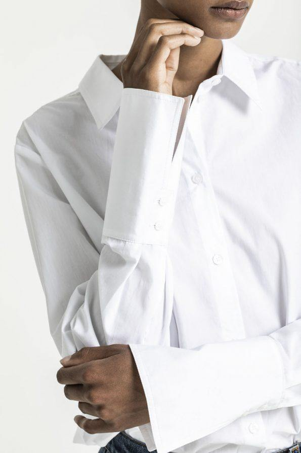 Linda Organic Cotton Shirt
