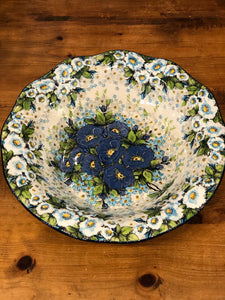 Limited Edition Large Serving Bowl - Shape 681 - Pattern L81