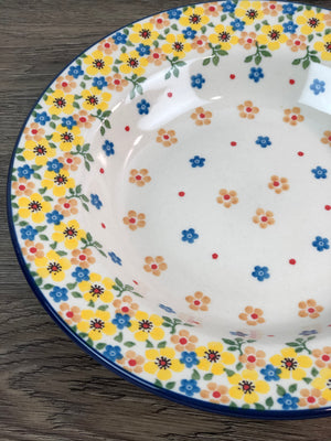 Soup / Pasta Plate - Shape 14 - Pattern 2225