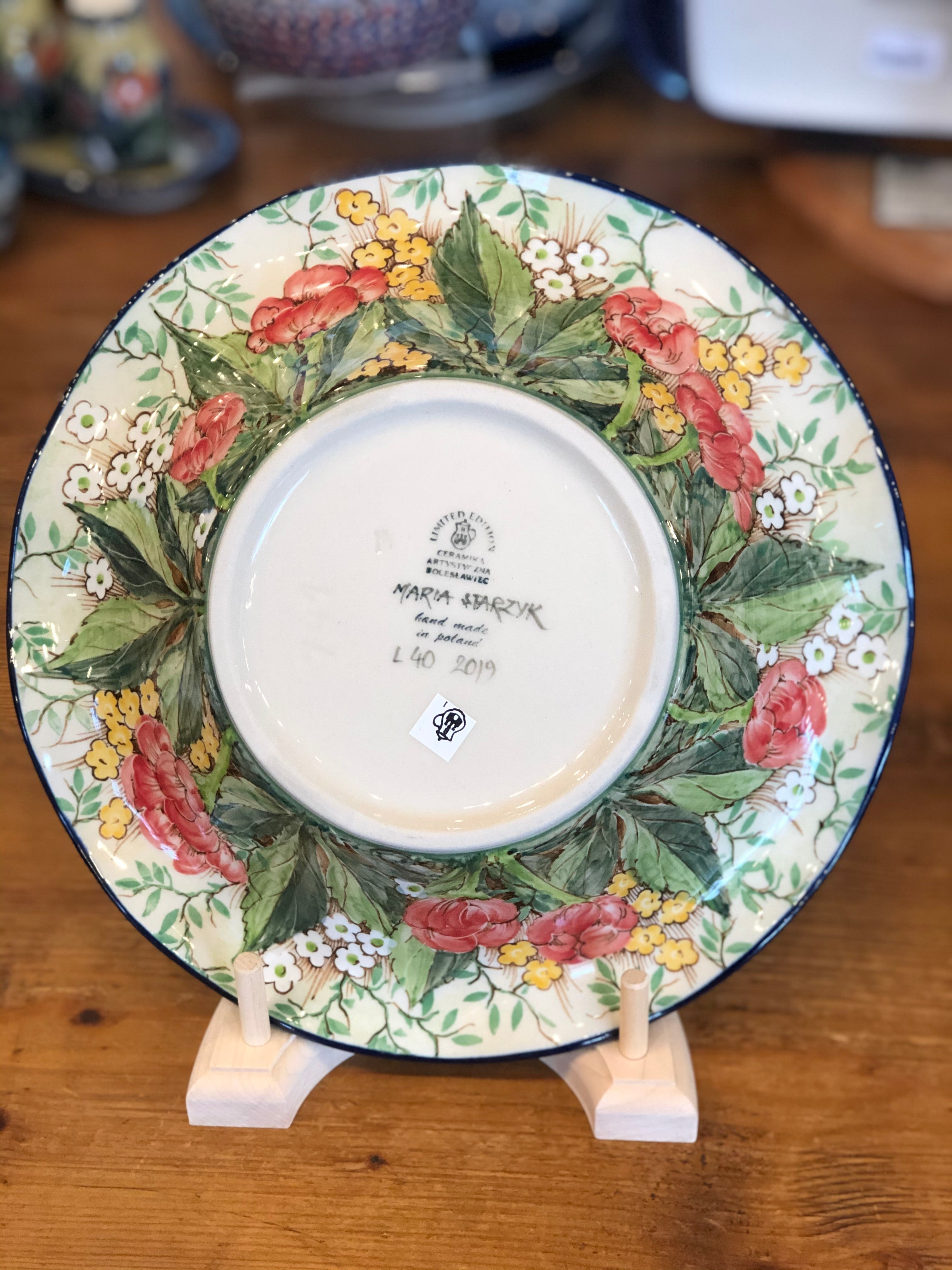 Limited Edition Serving Bowl - Shape 741 - Pattern L40