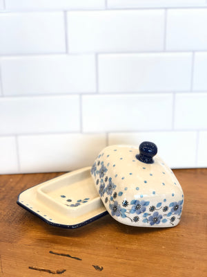 Euro Butter Dish - Shape A71 - Pattern 2328