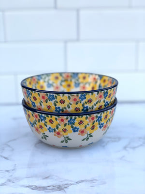 Small Cereal / Dessert Bowl - Shape 17 - Pattern 2225