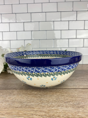 "9"" Medium Kitchen Bowl - Shape 56 - Pattern 2276"