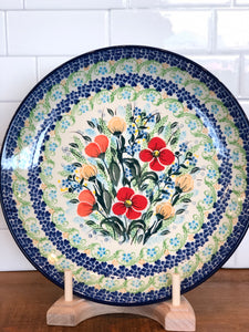 "10.5"" Dinner Plate - Shape 223 - Pattern U2914"