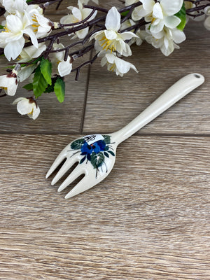 Small Serving Fork - Shape 589 - Pattern 2273