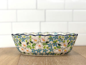Unikat Lattice Bowl - Shape A89 - Pattern U4902