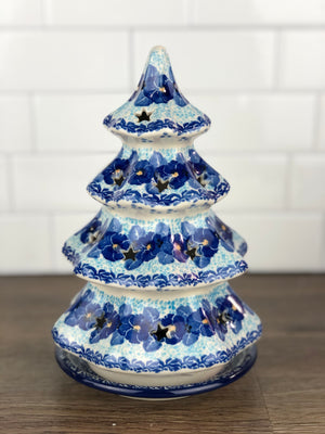 "8"" Christmas Tree - Shape 602 - Pattern U3639"