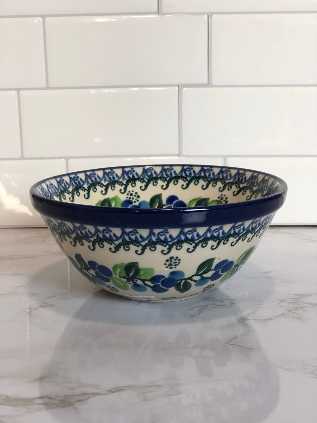 Small Cereal Bowl - Shape 59 - Pattern 1416