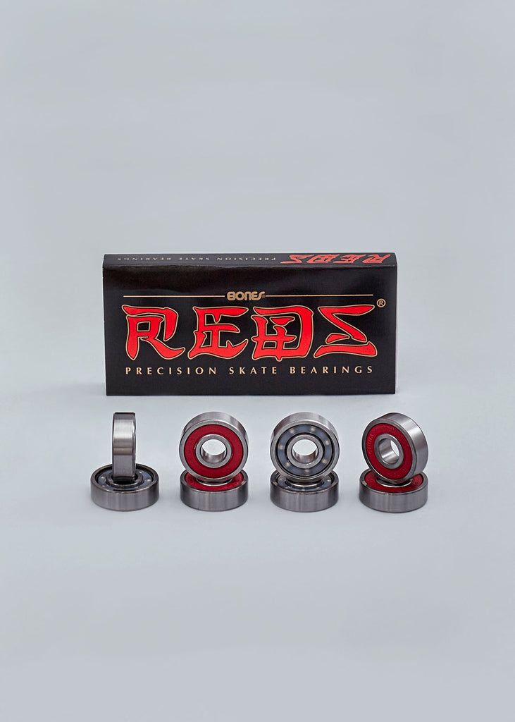 Bones Reds Bearings - no comply online skateshop